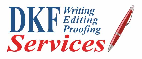 Austin Ghost Writer & Book Editor DKF Writing Services